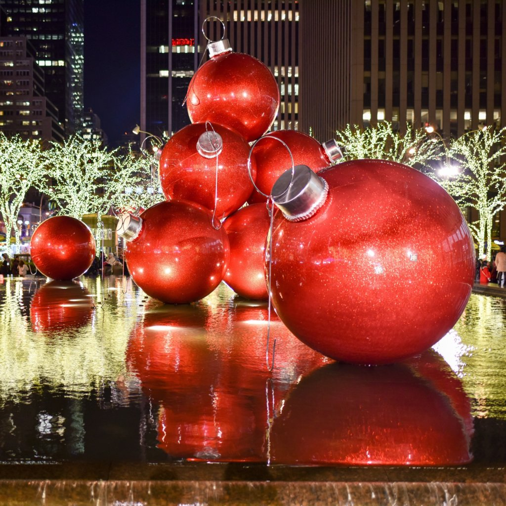 New York City at Christmas with Kids and Families