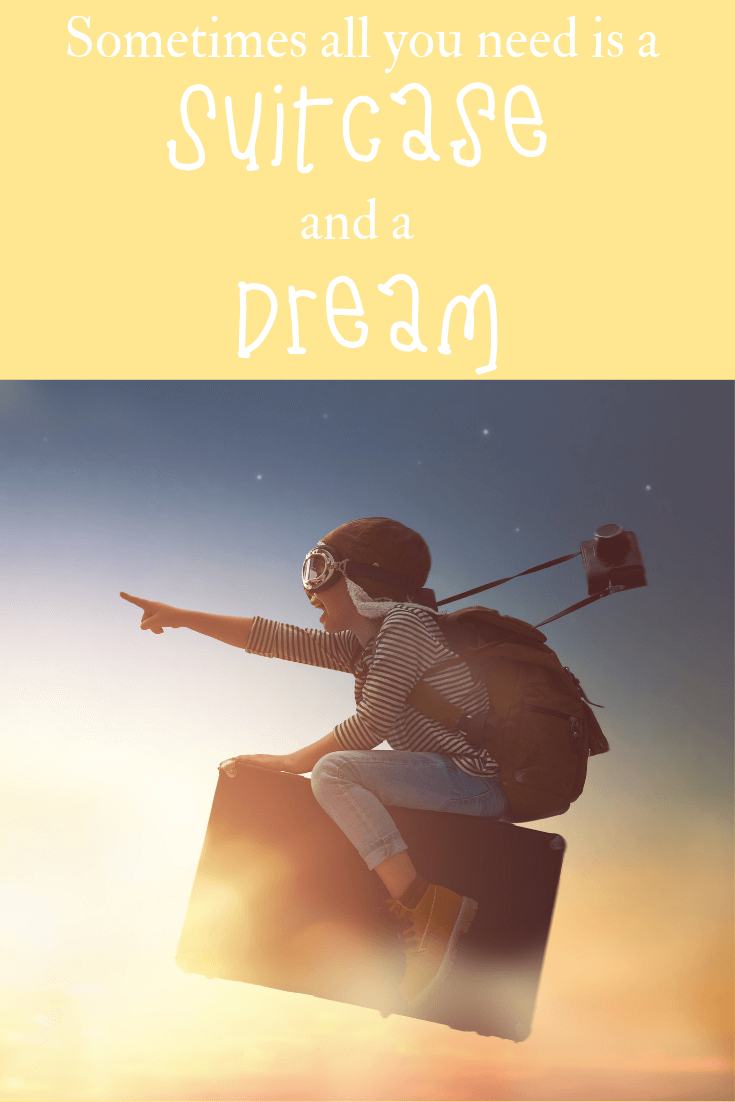family travel quotes whimsical inspiration for adventuring kids
